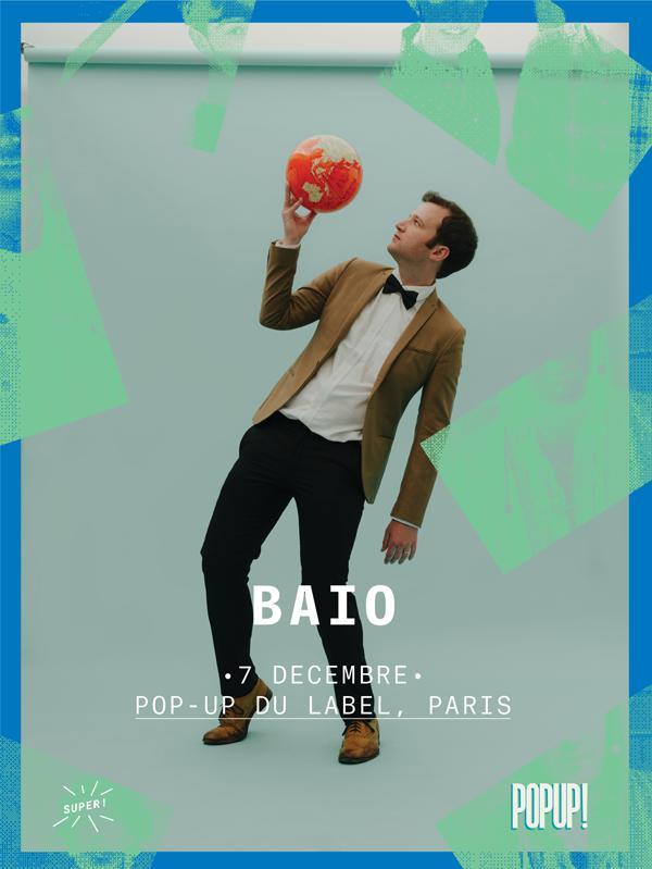 Baio + Ramo @ Popup!