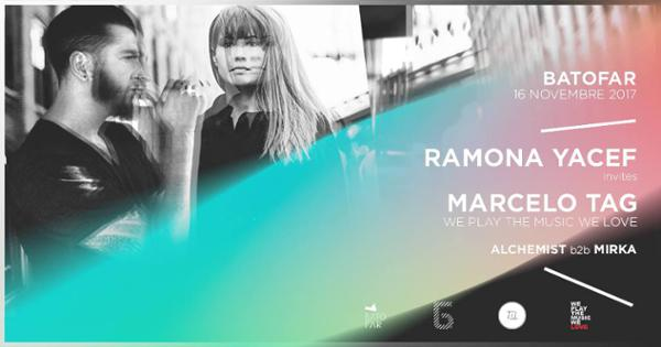 Ramona Yacef invites Marcelo Tag (We Play The Music We Love)