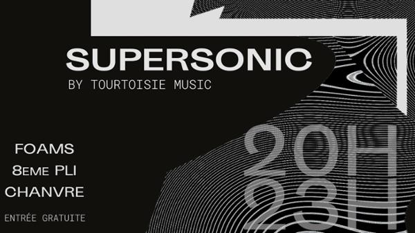 Foams • 8e Pli • Chanvre / Tourtoisie Music x Supersonic / Free