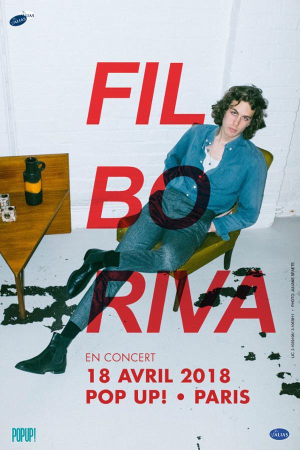 Fil Bo Riva @ Popup!