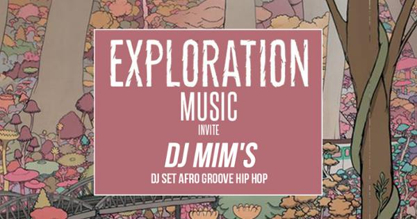 EXPLORATION MUSIC : SNOWBALL x DJ MIM'S