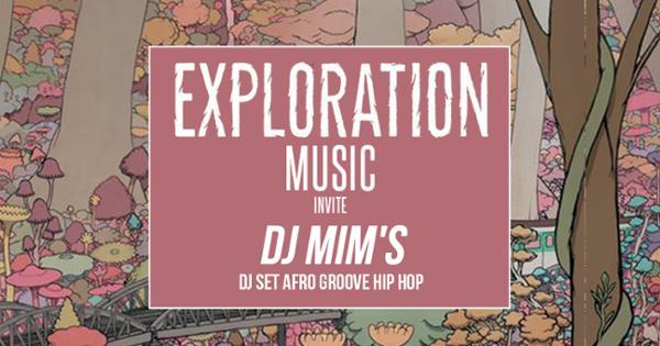 EXPLORATION MUSIC : SNOWBALL x DJ MIM'S