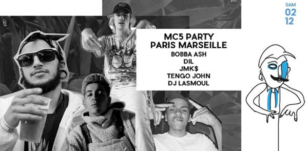 MC*5 Party : Paris x Marseille