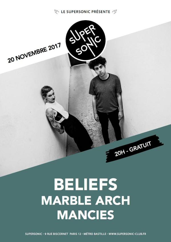 Beliefs • Marble Arch • Mancies
