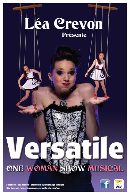 Versatile One Woman Show
