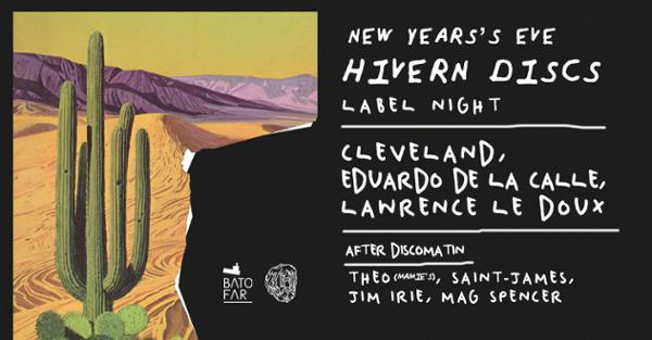 NYE HIVERN DISC LABEL NIGHT + AFTER DISCOMATIN