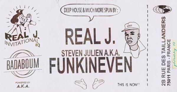 Real J. Invitational avec Funkineven