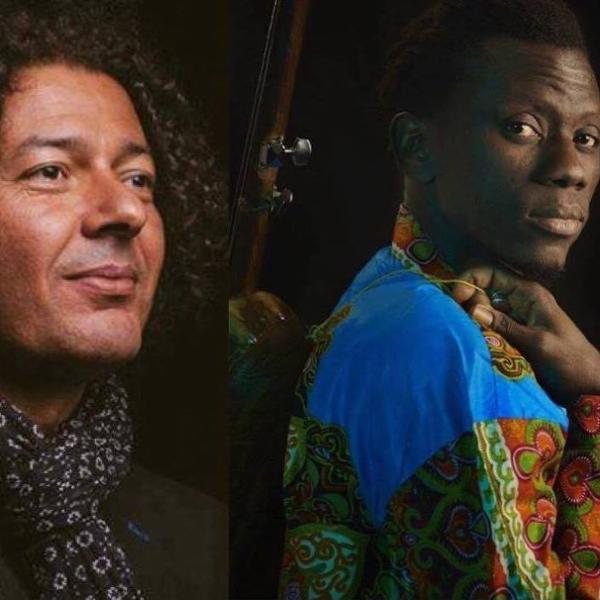 Warm Up Show Magou Samb & le Dakar Transe + Aziz Sahmaoui