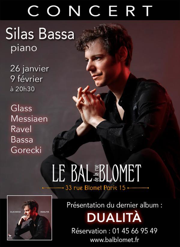 DUALITÀ - SILAS BASSA (piano)