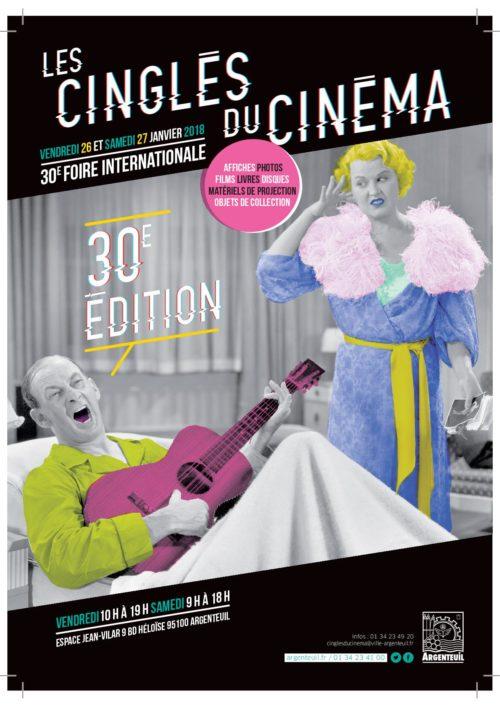 Les cinglés du cinéma - 30ème édition