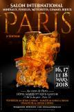 2ème Salon International minéraux fossiles gemmes Paris