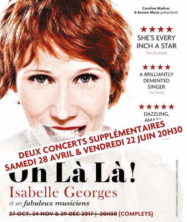 OH LÀ LÀ ! - Isabelle GEORGES