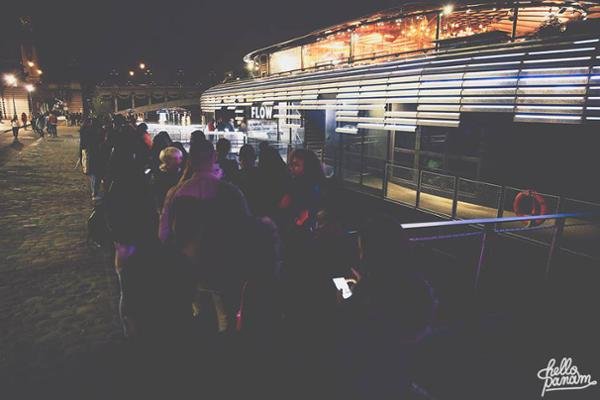 Hello Panam Boat Party