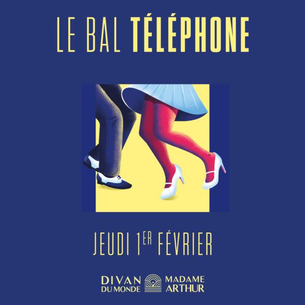 Le Bal Téléphone