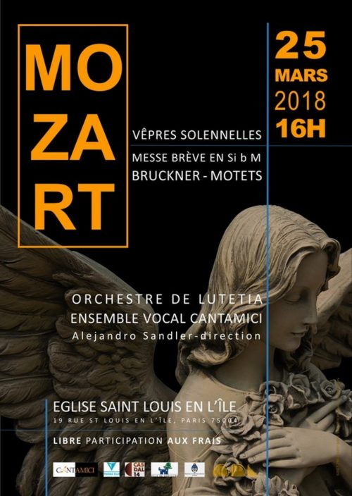 Concert Mozart et Bruckner