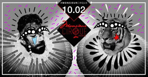 ★ Samedi 10 Février . Monsieur Cirque ★