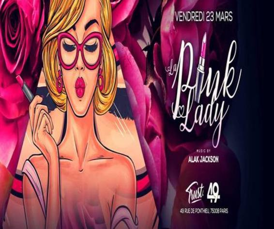 Pink Lady - Jayz & Beyonce: Special edition, at Club 49 (Trust)
