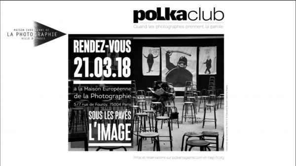 Polka Club | Mai-68: Sous les pavés, l'image
