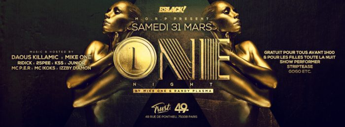 One Night at Club 49 (Trust)