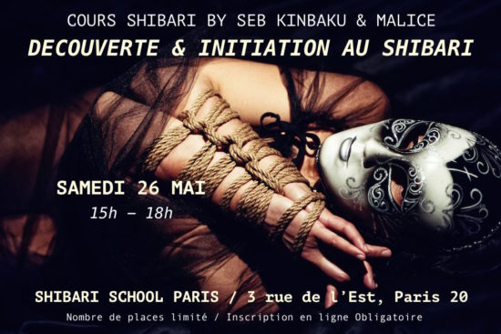 Découverte & Initiation du shibari avec Seb Kinbaku