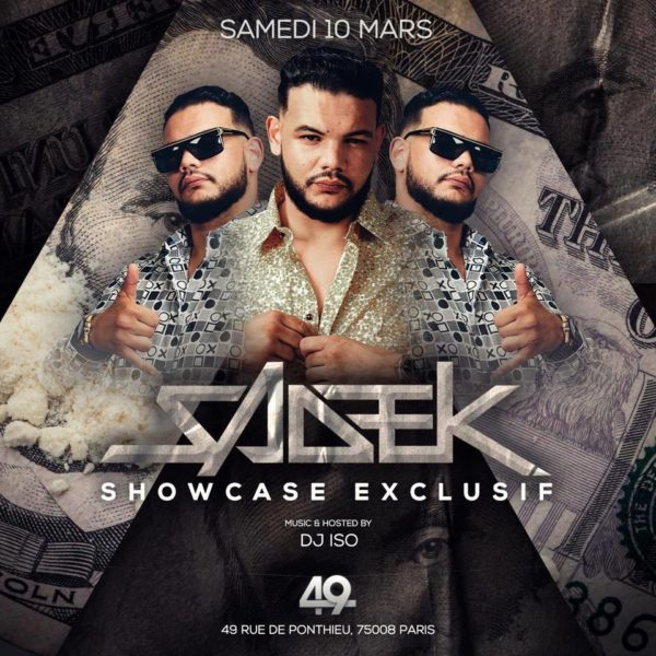 SHOWCASE SADEK