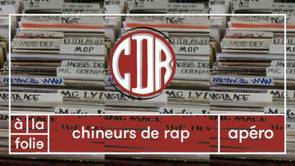 Apéro Chineurs de Rap #16