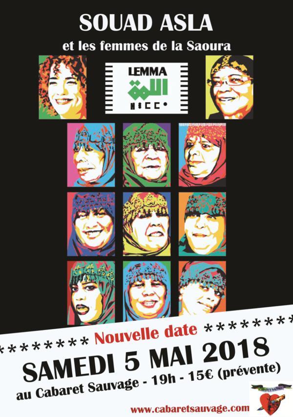 """FEMMES D'ICI ET D'AILLEURS : """"LEMMA"""" - Souad Asla & les femmes de la Saoura"""