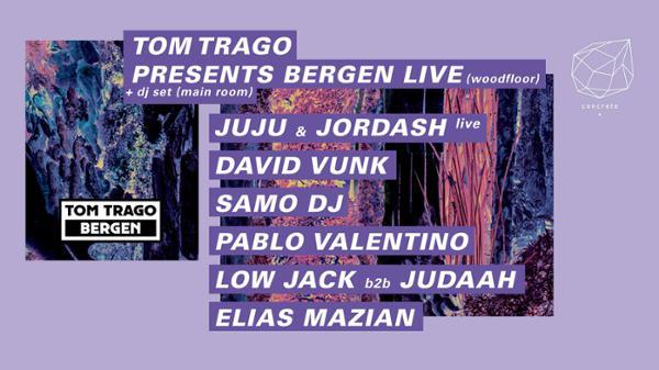 Concrete x Tom Trago's Bergen