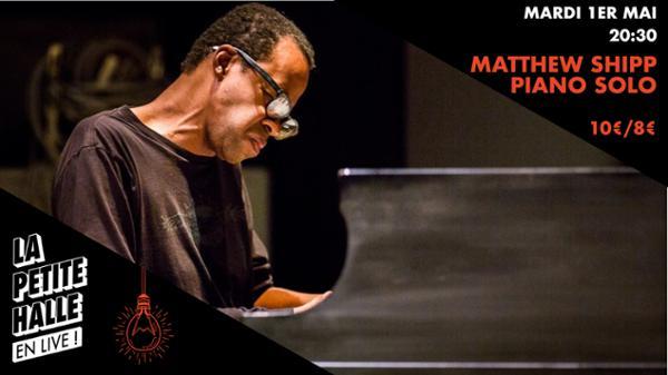 Matthew Shipp piano solo