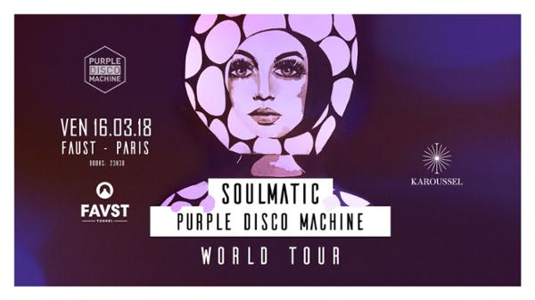 Faust : Purple Disco Machine