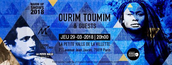 Warm up Show : Ourim Toumim