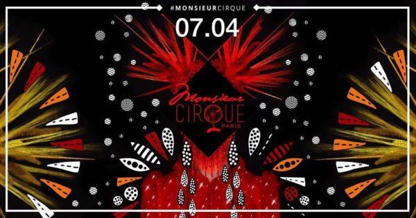 Samedi 7 Avril . Monsieur Cirque