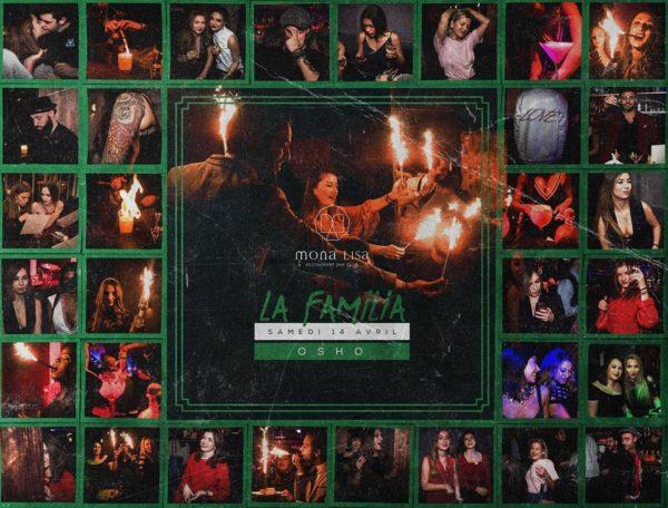 La Familia - Platiniste : OCHO