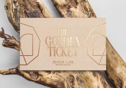 Les Golden Tickets