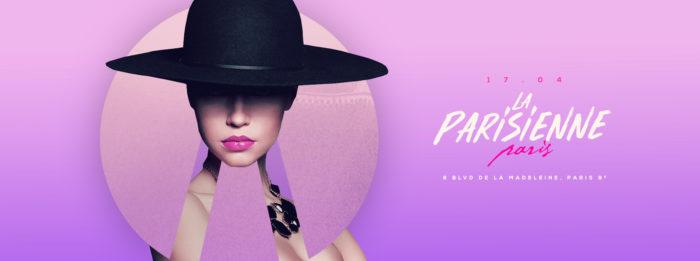 La Parisienne xTuesday 17th
