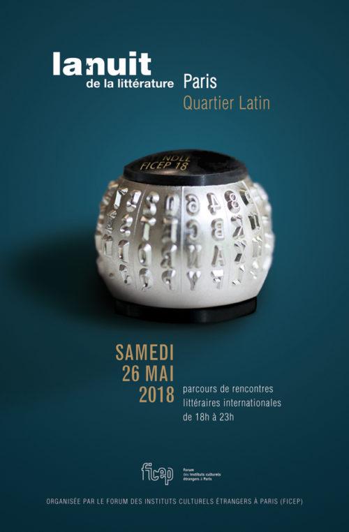 Nuit de la littérature - Quartier Latin