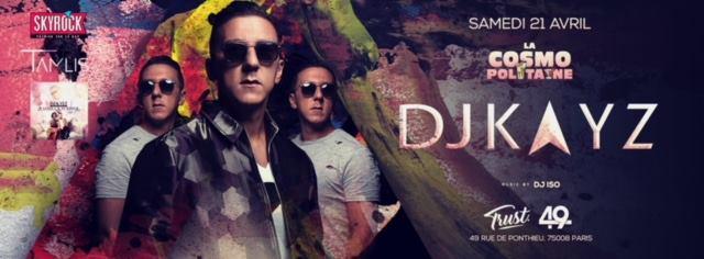 Dj KAYZ at Club 49 (Trust)