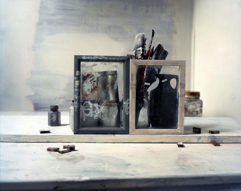 """Fragments d'Ateliers (2008-2018)"" - Shinya Nakazato"