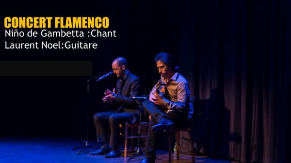 Niño de Gambetta Concert Flamenco
