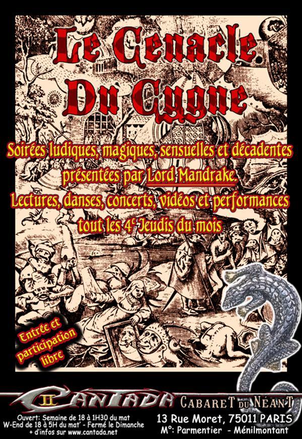 Le Cenacle Du Cygne
