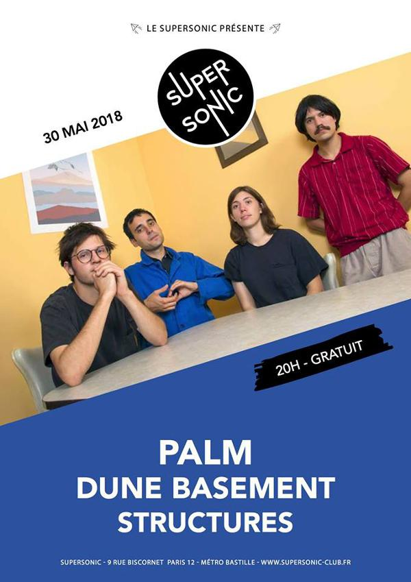 Palm • Dune Basement • Structures / Supersonic - Free