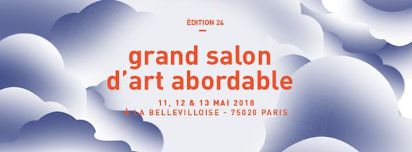 24E GRAND SALON D'ART ABORDABLE