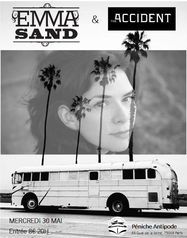 Emma Sand Group & The Accident