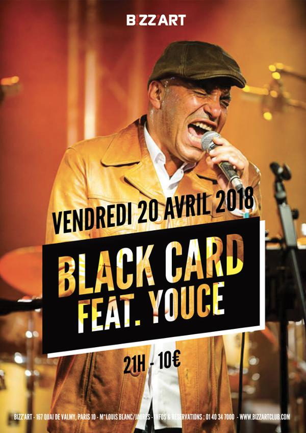 BLACK CARD Feat. YOUCE