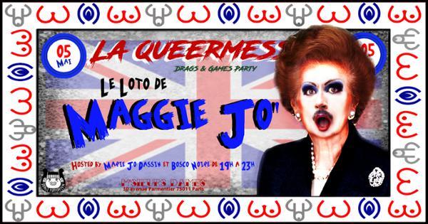 La QueerMess - Drags & Games Party #15
