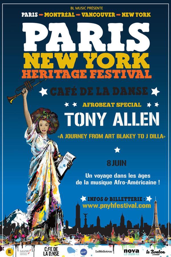 TONY ALLEN « AFROBEAT SPECIAL »