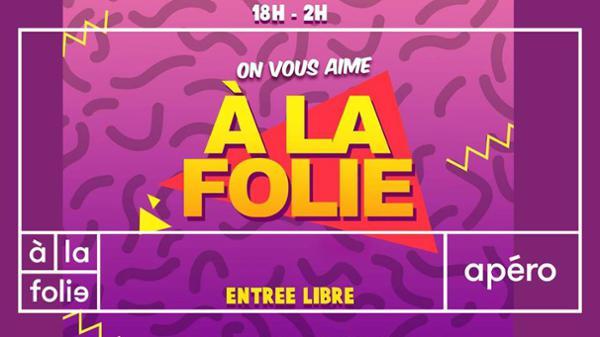 On VOUS AIME a La Folie - Spring Edition