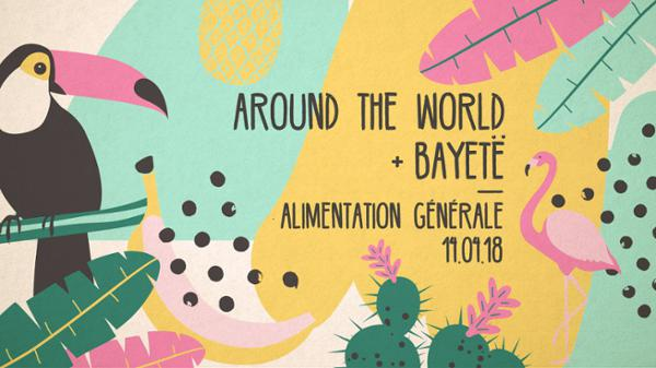 Around The World x Bayetë
