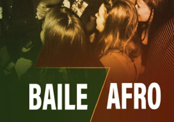 CAKE - Afro VS Baile