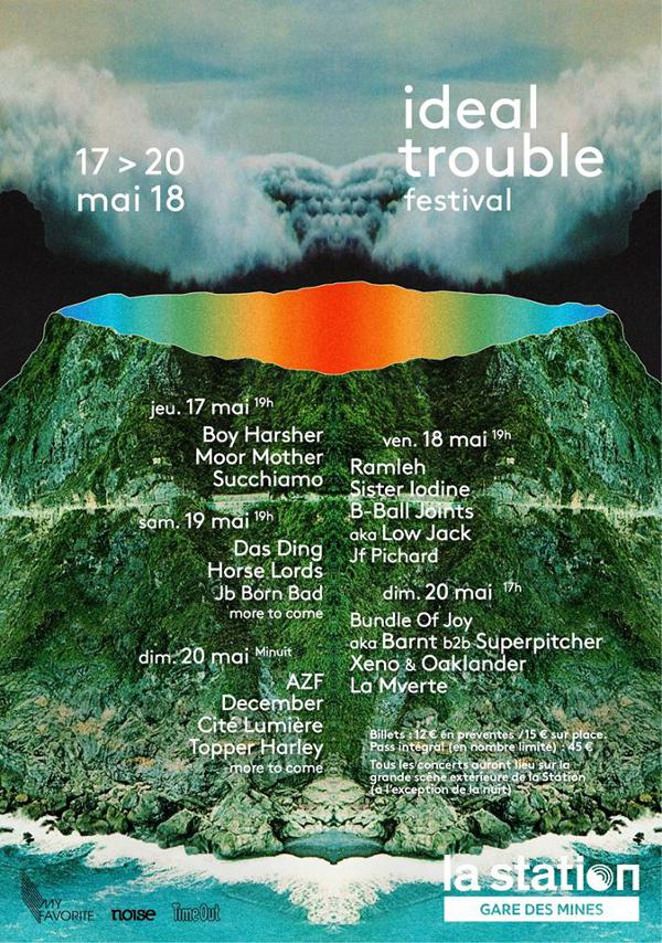 Ideal trouble festival